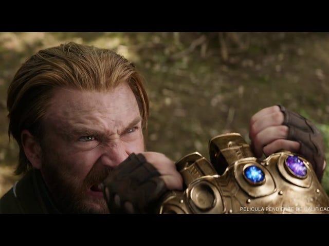Avengers: Infinity War - Análisis del segundo trailer + Poster