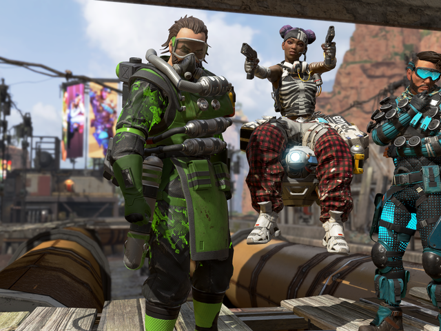ESPN Delays Apex Legends Tournament Highlights 'Out Of Respect' Following Mass Shootings