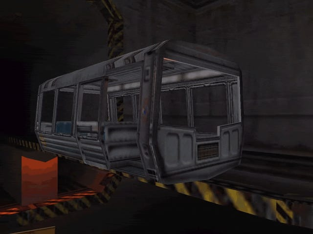 There Sure Are A Lot Of Trains In The Half-Life Series