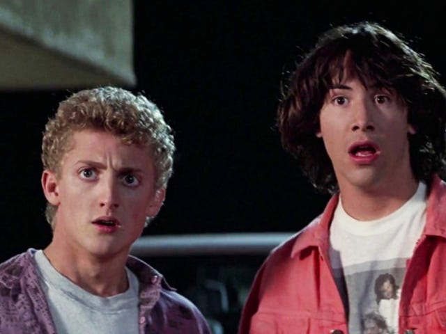 The Original Script Pages for Bill & Ted's Excellent Adventure Provide an Inspirational Story