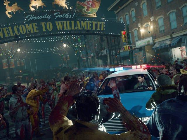 Dead Rising Studio Capcom Vancouver Shuts Down