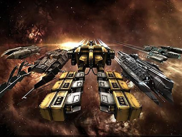 EVE Online and Star Citizen Fans Trade Barbs Over Spaceship Design