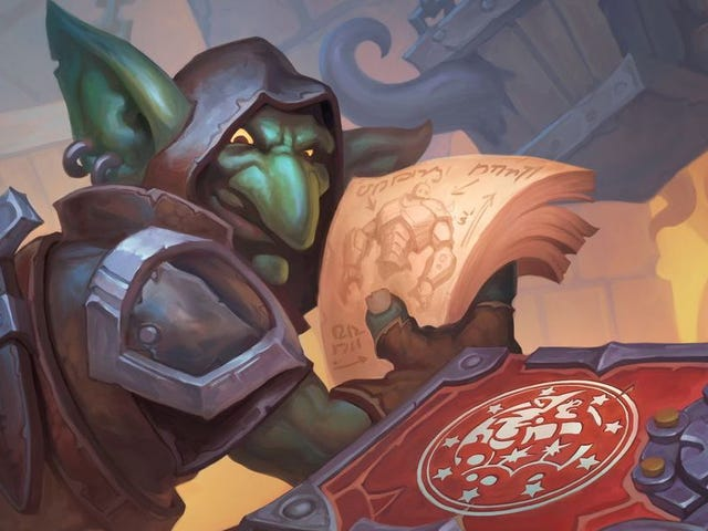Hearthstone's Most Entertaining Card Turns Every Game Into Chaos