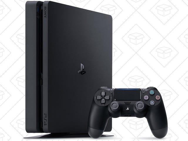 Obter um PS4 Slim por US $ 225, enquanto duram