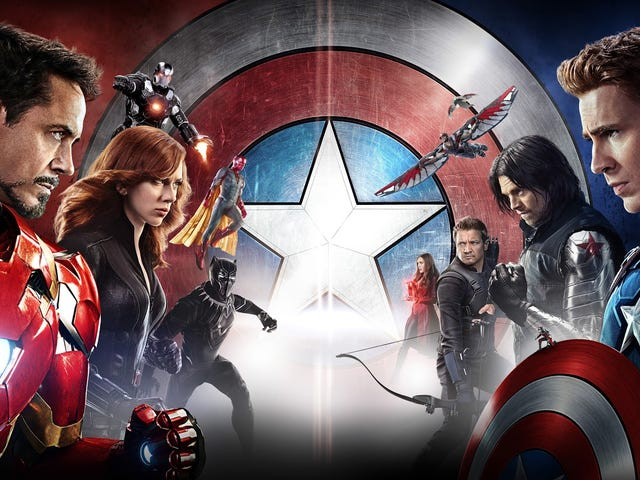 What We Liked and Loved About <em>Captain America: Civil War</em>