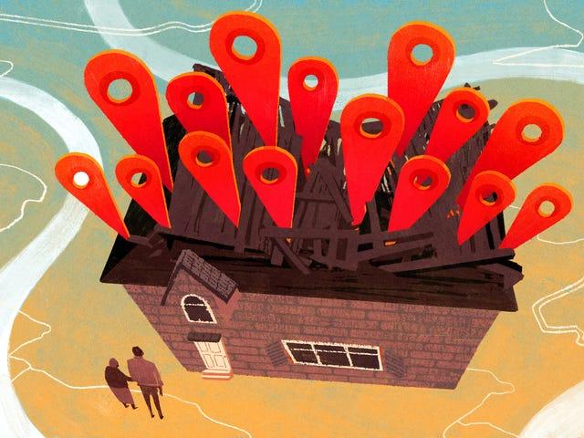 Bagaimana Cartographers untuk Tentera AS Secara tidak sengaja Mencipta Rumah Kengerian di Afrika Selatan