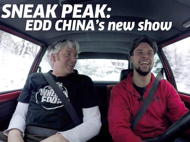 Edd China's Garage Revival. 'nuff said.