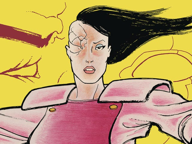 Michel Fiffe pays tribute to his comic idols with Copra's superhero remix