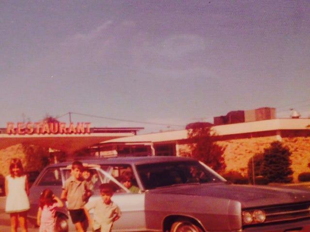 Bilar jag växte upp med.  Tidiga 70-talet och 80-talen.