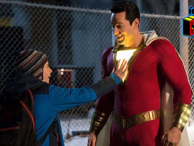 The First<i>Shazam!</i>Trailer Finally Lets theDC Universe Have Some Fun