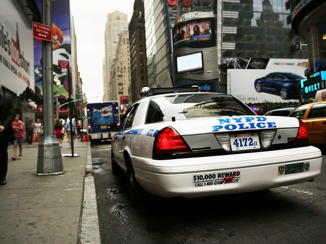 NYPD Cop Says No One Helped When Fellow Officers Sexually Harassed & Attempted to Assault Her
