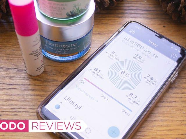 Бесплатное приложение по уходу за кожей от Neutrogena на самом деле работает ... В основном