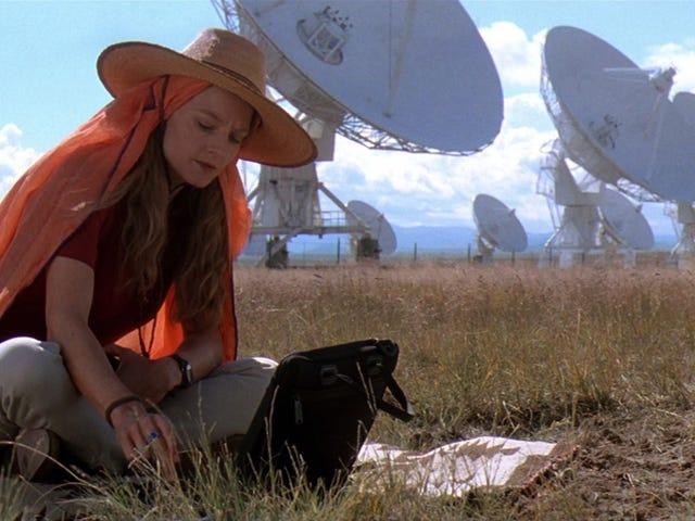 外星人猎人现场怪异的无线电信号来自附近的明星