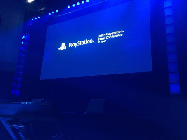 Watch PlayStation's TGS 2017 Press Conference Right Here [Update: It's Over]