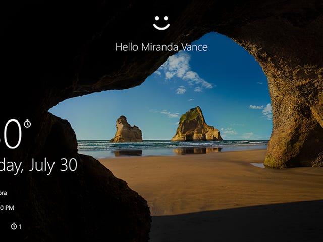 Cómo detener Windows 10 de Screwing hasta su hermoso fondo de pantalla