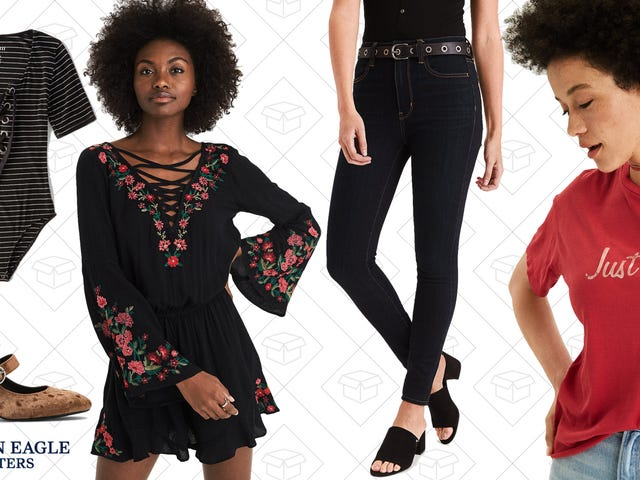 American Eagle Tookan Extra 50% Off Their Entire Sale Section