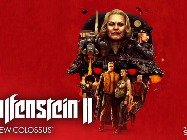 Ο Wolfenstein II: Ο νέος κολοσσός έρχεται να ανοίξει στις 29 Ιουνίου. Ο εκδότης Bethesda κυκλοφόρησε το Doom 2016 για το τελευταίο handheld ...