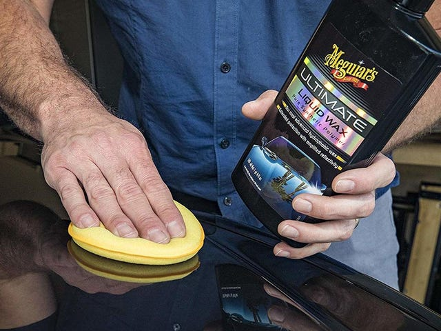 Make Your Car Look Showroom-Shiny With This Discounted Liquid Wax