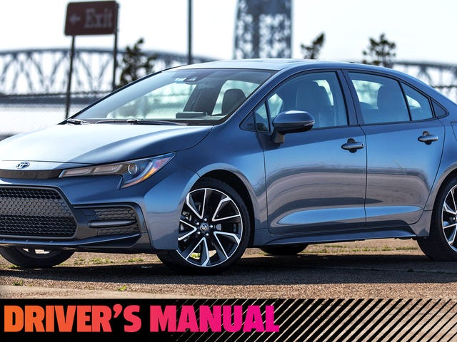 Here's Why the Toyota Corolla Is King of Compact Family Cars