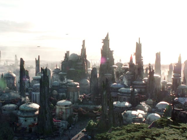 Star Wars: Galaxy's Edge Will Open Summer 2019 at Disneyland