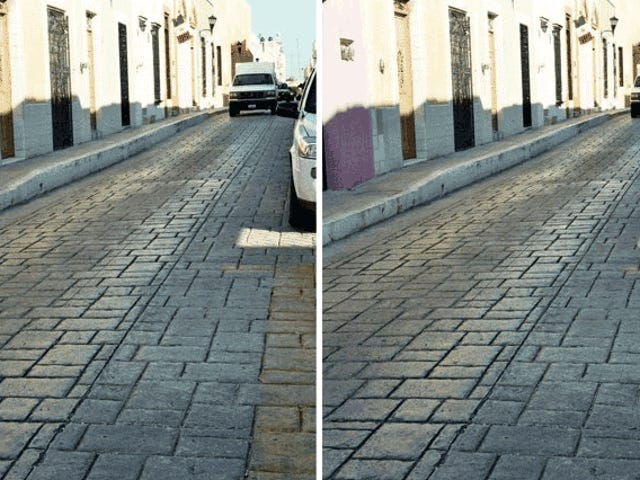 This Surprising Illusion Makes Two Copies of the Same Image Look Like Different Photos
