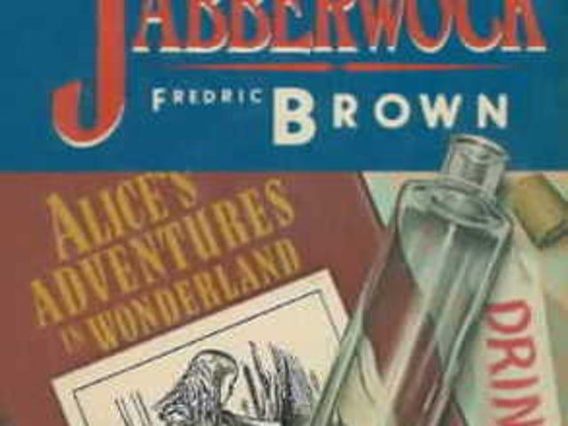 Notte del Jabberwock - Fredric Brown