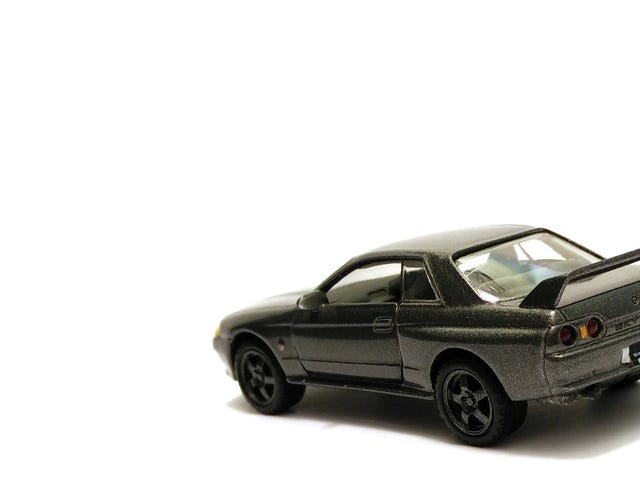 LaLD Car Week - ดินแดนแห่งความรุ่งโรจน์ในวันอาทิตย์: How 'Bout Another GT-R