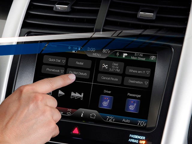 Even Ford's Engineers Thought Sync Was 'A Polished Turd'