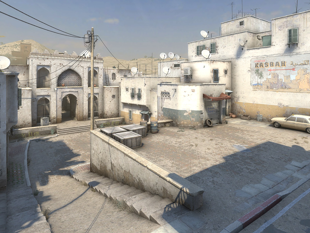 A Classic<i>Counter-Strike</i>Map Is Back In Competitive Rotation
