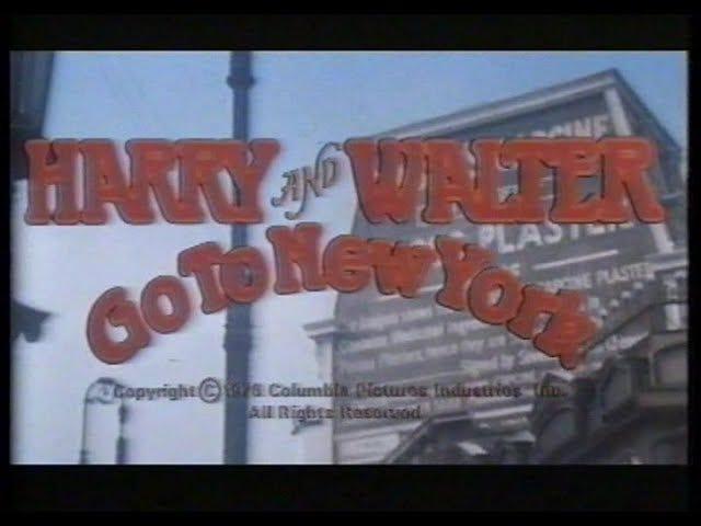 Harry und Walter gehen nach New York (1976)