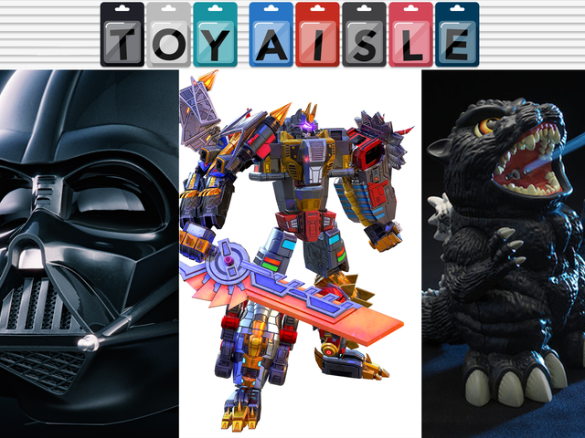 The Mother of All Transformers Dinobots, and More of the Best Toys of the Week