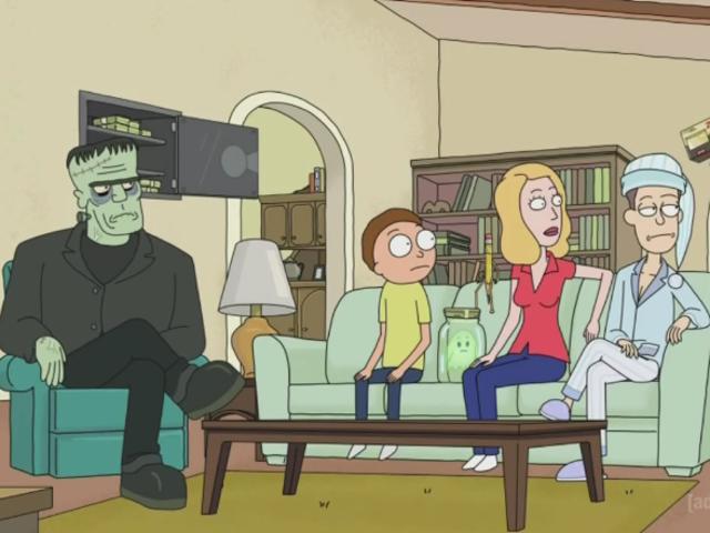Justin Roiland säljer en signerad Nintendo 3DS som förklarar ett obskämt Rick And Morty skämt