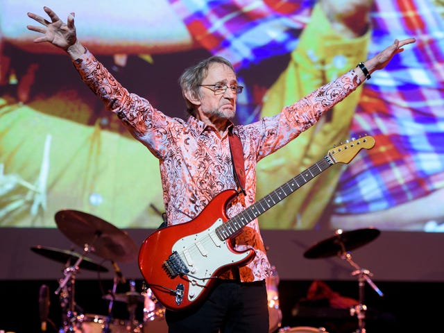 R.I.P. Peter Tork, bassist for The Monkees