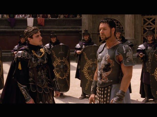Todellinen tarina Rooman syksystä on helvetti paljon paremmasta kuin Hollywood-versiossa