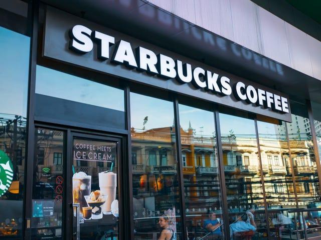 Starbucks-Geister bei seinen Halloween-Drinks in diesem Jahr