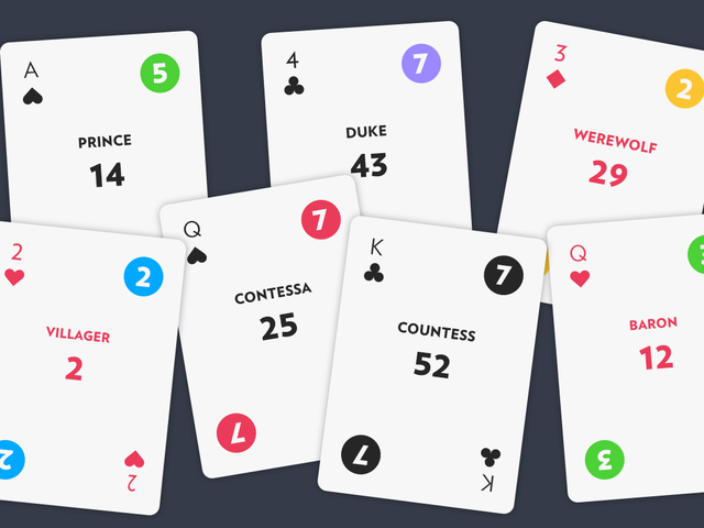 One Deck Of Cards That Can Play Loads Of Different Games [Update]
