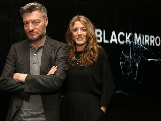 The Makers of Black Mirror on Season Four, the Dystopian Present, and Getting Tricked Into Liking Game of Thrones