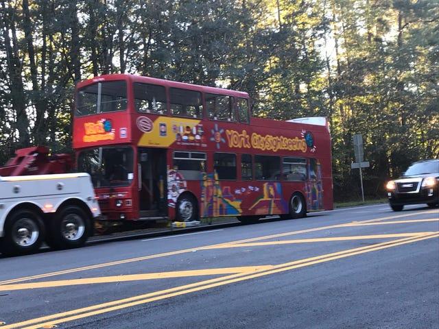 York Bus in Atlanta