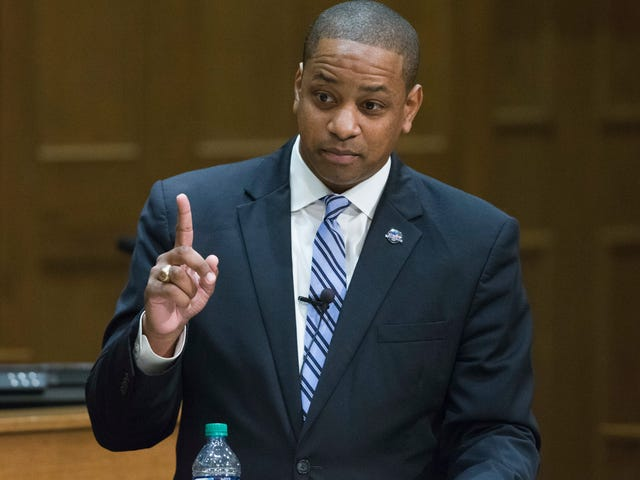 Sorry, Virginia: Lt. Gov. Justin Fairfax Doesn't Want to Hear You Wax Poetic About Confederate 'Heroes'