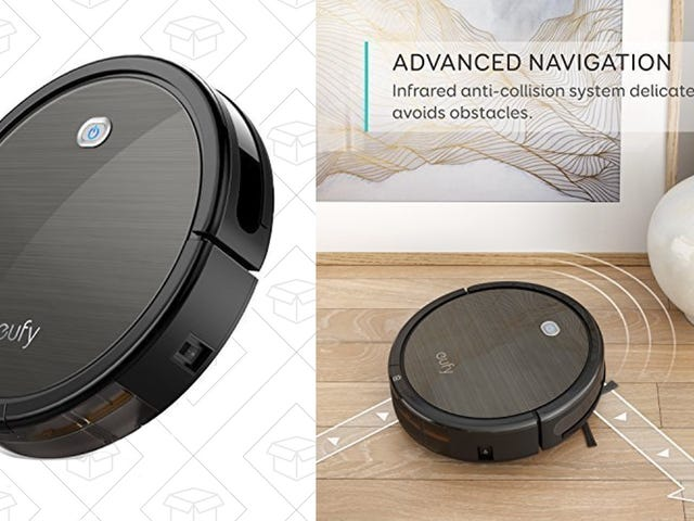 Life's Too Short For Vacuuming - Get Anker's RoboVac 11+ For An All-Time Low $180