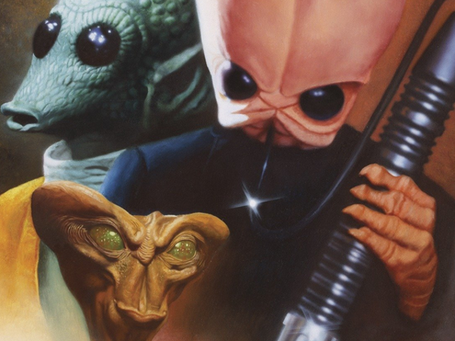 The New Star Wars Canon Desperately Needs More Books Like Tales From the Mos Eisley Cantina