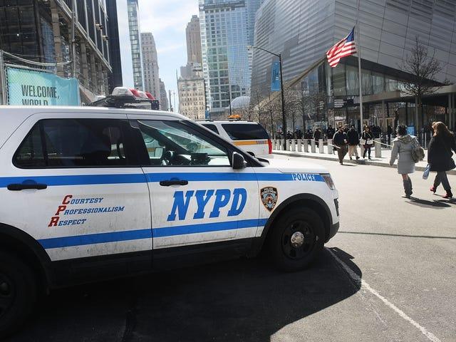 Black NYC Cop Ditangkap oleh Pegawai Fellow untuk Tiada Sebab, Tuntutan Dokumen Mahkamah