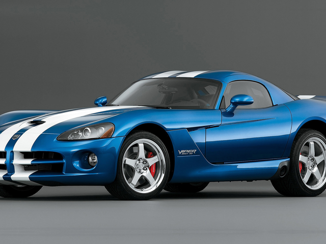 The Dodge Viper Is Being Recalled For The Potential To Smack You With Its Airbags