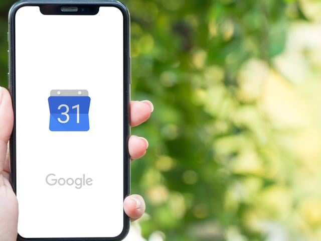 Forget Health Tracking Apps—Use Google Calendar