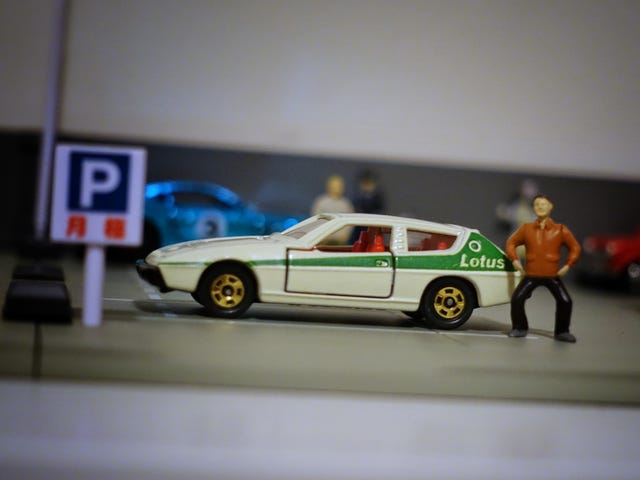 Tomica Lotus Elite