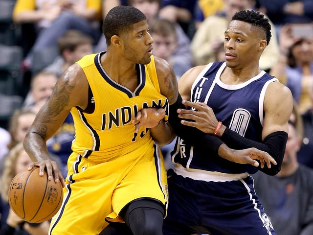 Holy Shit, Pacers Trade Paul George till Thunder
