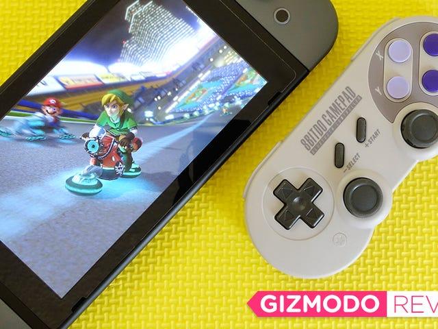 Retro Oyunlarını Seviyorsanız, SN30 Pro, İhtiyacınız Olacak Tek Gamepad