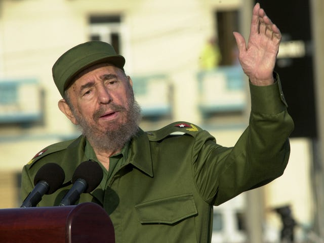 Fidel Castro, Leader of the Cuban Revolution, Has Died at 90