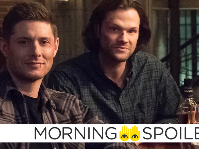 Our First Look at Supernatural's Big Winchester Family Reunion