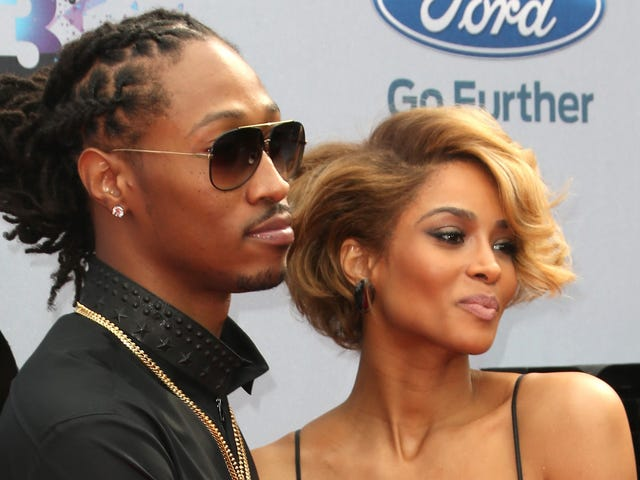 Future Calls Ciara's Last Album a 'Flop' in Counter Suit